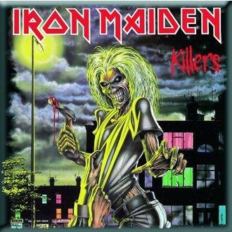 magnet Iron Maiden - Killers Frižider Magnet - ROCK OFF, ROCK OFF, Iron Maiden
