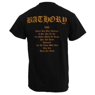 Majica muška Bathory - Krv Fire Death, PLASTIC HEAD, Bathory