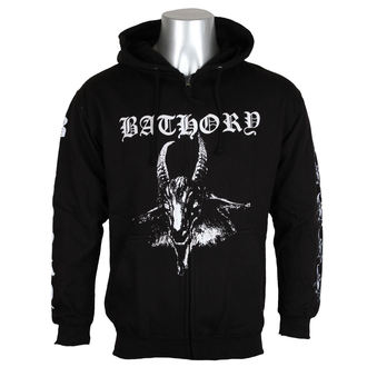 hoodie muški s energija Bathory - Goat - PLASTIC HEAD, PLASTIC HEAD, Bathory