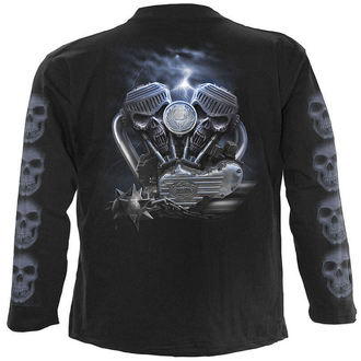 Majica muška dugi rukav SPIRAL - Vožnja To Hell, SPIRAL