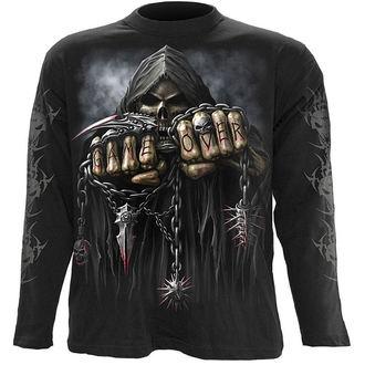 Majica muška dugi rukav SPIRAL - Game Over, SPIRAL