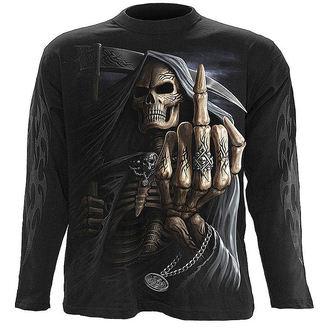 Majica muška dugi rukav SPIRAL - Kost Finger, SPIRAL