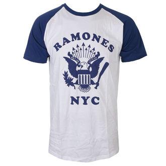 Muška metal majica Ramones - Retro Eagle - ROCK OFF, ROCK OFF, Ramones