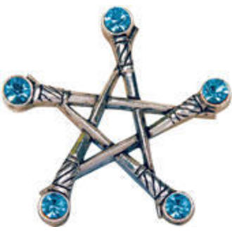 Privjesak Pentagram od Swords - Eastgate RESURSIMA, EASTGATE RESOURCE