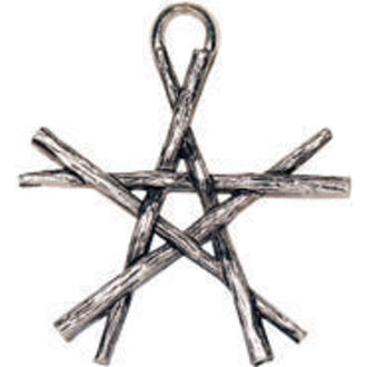 Privjesak Pentagram od Wands - Eastgate RESURSIMA, EASTGATE RESOURCE