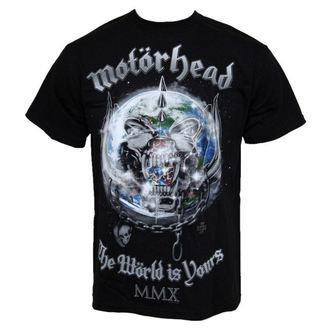 Majica muška Motörhead - The Svijet Je Vaš - EMI, ROCK OFF, Motörhead
