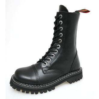 cipele KMM 10 pinhole - Crno, KMM