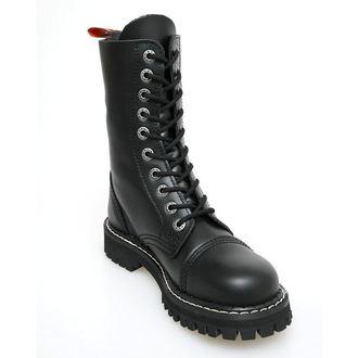 cipele KMM 10 pinhole - Crno - 100