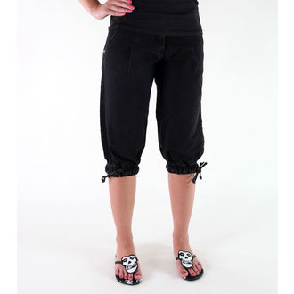 hlače 3/4 ženske VANS - Nixa - 21 Crno