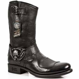 cipele NEW ROCK - GY07-S1 - Bufalo Crnac