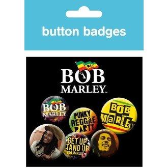 Bedževi Bob Marley - Ona Ljubav - BP0313, GB posters, Bob Marley