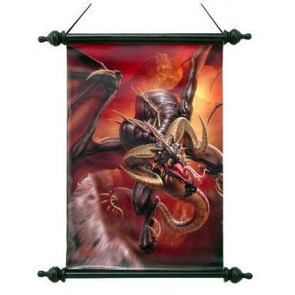 pomicanje Umjetnost Pomaknite - Dragon Raid