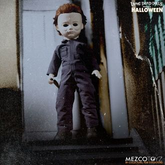 Lutka Halloween - Living Dead Dolls - Michael Myers, LIVING DEAD DOLLS