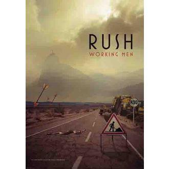 zastava Rush - Workong Ljudi, HEART ROCK, Rush