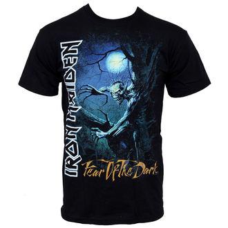 Majica muška Iron Maiden - Strah Od The Mrak - IMTEE06MB - ROCK OFF