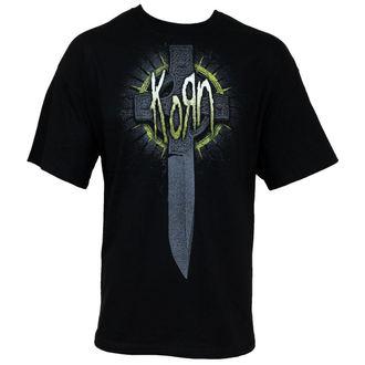 Majica muška Korn - Cross Nož - BRAVADO SAD, BRAVADO, Korn