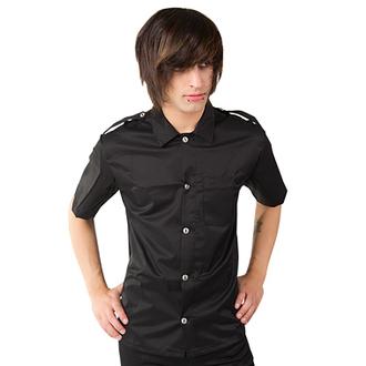 košulja muška ADERLASS - Army Košulja Denim Black, ADERLASS