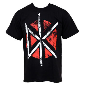 Majica muška Mrtav Kennedys - Tužan DK Logo - PLASTIC HEAD, PLASTIC HEAD, Dead Kennedys