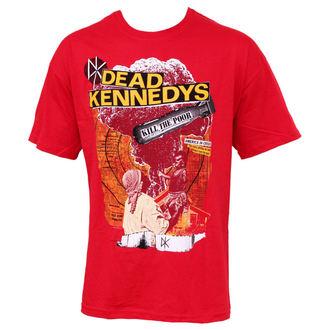 Majica muška Mrtav Kennedys - Ubiti The Poor - PLASTIC HEAD, PLASTIC HEAD, Dead Kennedys