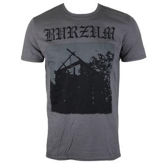 Majica muška Burzum - Aske - Siva - PLASTIC HEAD