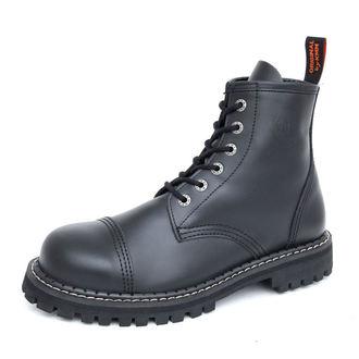 cipele KMM 6dírkové - Crno, KMM