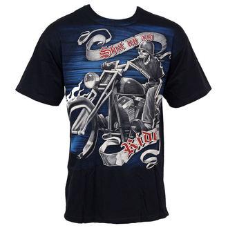 Majica muška Hog Raj - LIQUID PLAVA - 31263