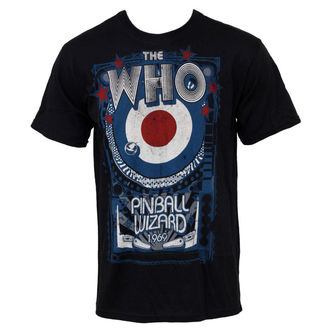Majica muška The Who - Pinball - LIQUID PLAVA, LIQUID BLUE, Who