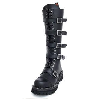 cipele KMM 20dírkové - Crno Monster 5P, KMM