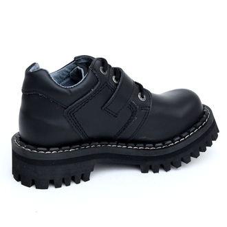 cipele KMM 4-dírky - Crno Monster 1P, KMM