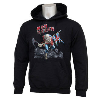 hoodie muški Iron Maiden - Trooper - IMHOOD02MB - EMI