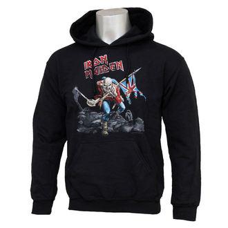 hoodie muški Iron Maiden - Trooper - IMHOOD02MB