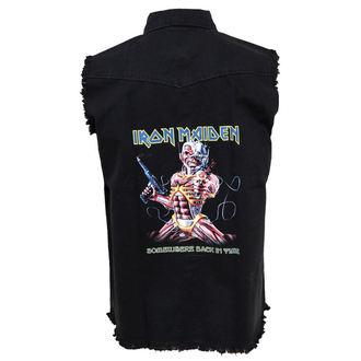 Košulja muška Iron Maiden - Negdje Natrag U Vrijeme - WS019, RAZAMATAZ, Iron Maiden