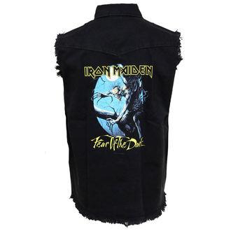 Košulja muška Iron Maiden - Strah Od The Mrak - WS020, RAZAMATAZ, Iron Maiden