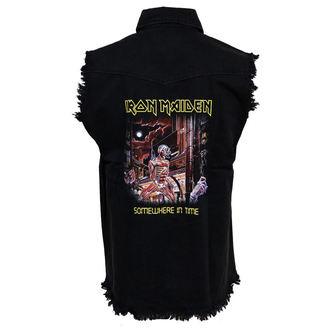 prsluk muški Iron Maiden - Negdje U Time, RAZAMATAZ, Iron Maiden
