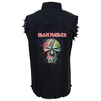 Košulja muška Iron Maiden - The Final Granica Lice WS032, RAZAMATAZ, Iron Maiden