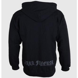 hoodie muški s energija Dark Funeral - Logo, RAZAMATAZ, Dark Funeral