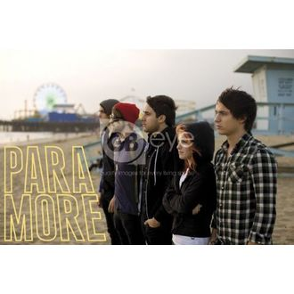 plakat Paramore - Plaža - LP1292, GB posters, Paramore