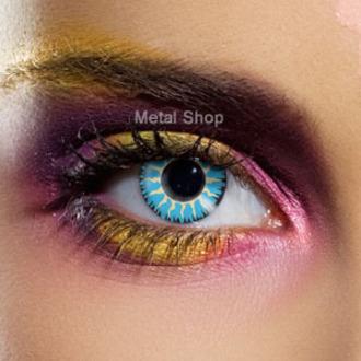 kontaktne leće Plav Glamur - EDIT, EDIT