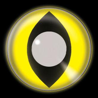 postaviti kontaktne leće Sjaj Žut Mačka UV i dezinfekcija postaviti - EDIT, EDIT
