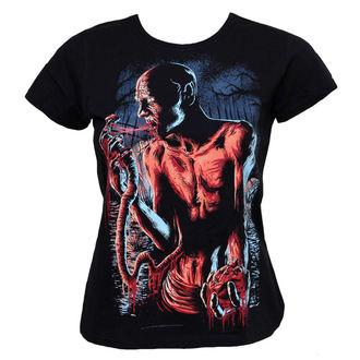 Majica ženska Crno IKONA - Večera, BLACK ICON