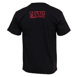 Majica muška Danzig - Krom, BRAVADO, Danzig