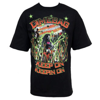 Majica muška Pantera - Dimebag Darrell - Flags I Stars, BRAVADO, Pantera
