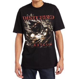 Majica muška Disturbed - Azil Isjeckati - BRAVADO SAD, BRAVADO, Disturbed