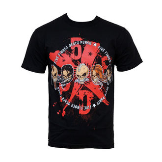 Majica muška Five Finger Death Punch - 5XFXDXPX, BRAVADO, Five Finger Death Punch
