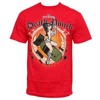 Majica muška Five Finger Death Punch - Bomber Djevojka - BRAVADO SAD, BRAVADO, Five Finger Death Punch