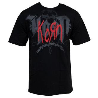 Majica muška Korn - Classic, BRAVADO, Korn