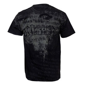 Majica muška Metallica - Lightning Chair, BRAVADO, Metallica