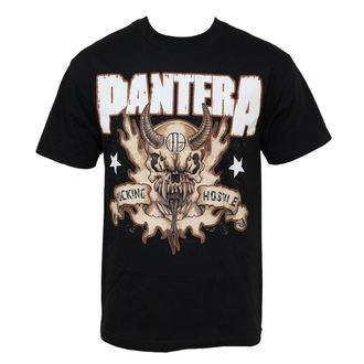 Majica muška Pantera - Neprijateljski Skull, BRAVADO, Pantera