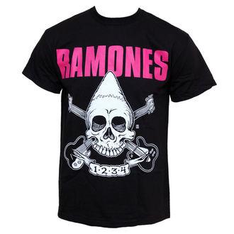 Majica muška Ramonesi - Pinhead Skull - BRAVADO, BRAVADO, Ramones