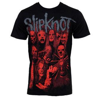 Majica muška Slipknot- Crven Lica - BRAVADO SAD, BRAVADO, Slipknot